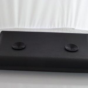Platt nackkudde med sugproppar till liggdel P18